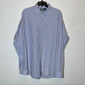 Polo Ralph Lauren Striped Estate Button Down Shirt